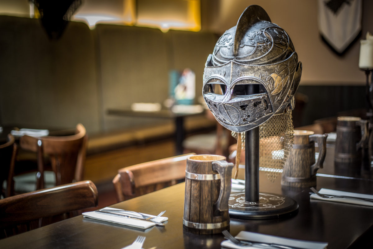 Game of Thrones Dining Experience